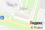 Схема проезда до компании Нагорный районный отдел занятости населения в Нижнем Новгороде