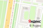 Схема проезда до компании Универсал в Нижнем Новгороде