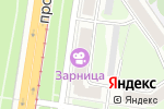 Схема проезда до компании Аптека Района в Нижнем Новгороде