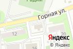 Схема проезда до компании Институт пищевых технологий и дизайна в Нижнем Новгороде