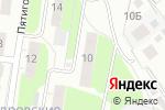 Схема проезда до компании ЭВАКУАТОР 911 в Нижнем Новгороде