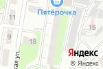 Схема проезда до компании Oriflame в Нижнем Новгороде