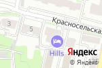 Схема проезда до компании Clean52 в Нижнем Новгороде