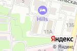 Схема проезда до компании СтопА-НН в Нижнем Новгороде
