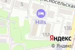 Схема проезда до компании Крепкий Дом в Нижнем Новгороде