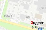 Схема проезда до компании Grinvish Home в Нижнем Новгороде