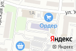 Схема проезда до компании Ступени образования в Нижнем Новгороде