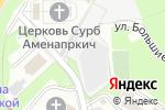 Схема проезда до компании Жилстрой в Нижнем Новгороде