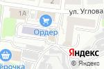 Схема проезда до компании Инжстройсервис в Нижнем Новгороде