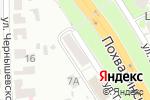 Схема проезда до компании IF в Нижнем Новгороде