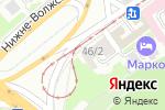 Схема проезда до компании Westland в Нижнем Новгороде