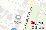 Схема проезда до компании Правовое содействие в Нижнем Новгороде