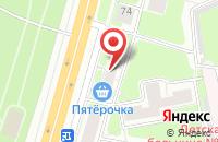 Схема проезда до компании Пульт64 в Приволжском