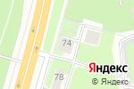 Схема проезда до компании Работа сегодня в Нижнем Новгороде