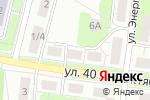 Схема проезда до компании Экодом-НН в Нижнем Новгороде