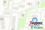 Схема проезда до компании Строй-Риэлти и К в Нижнем Новгороде