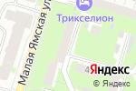 Схема проезда до компании Pay. Travel в Нижнем Новгороде