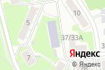 Схема проезда до компании Детская школа искусств №10 в Нижнем Новгороде