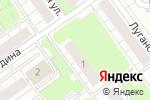 Схема проезда до компании Багетная Студия Демачевых в Нижнем Новгороде