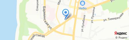 ГазРегионСервис на карте Нижнего Новгорода