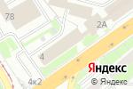Схема проезда до компании Волго-Камское управление в Нижнем Новгороде