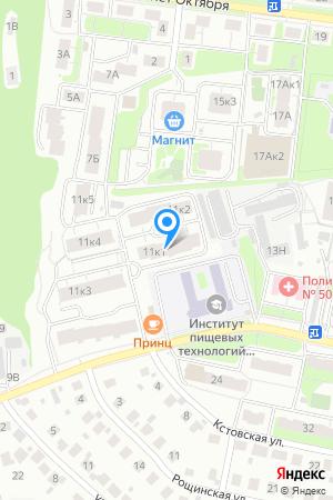 Дом 11 корп.1 по ул. Горная, ЖК Горная Лаванда на Яндекс.Картах
