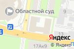 Схема проезда до компании Центральный архив Нижегородской области в Нижнем Новгороде