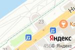 Схема проезда до компании Плакучая Ива в Нижнем Новгороде