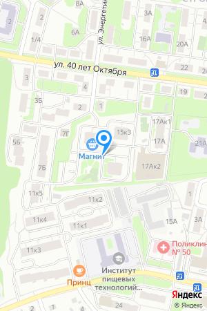 Дом 1 (по генплану), ЖК Маленькая страна на Яндекс.Картах
