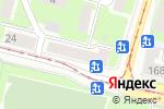 Схема проезда до компании Зоомир в Нижнем Новгороде