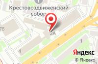 Схема проезда до компании Пронто- Нижний Новгород в Нижнем Новгороде