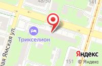 Схема проезда до компании Издательский Дом «Красивые Люди» в Нижнем Новгороде