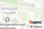 Схема проезда до компании Досчатинский завод медицинского оборудования в Нижнем Новгороде