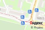 Схема проезда до компании Prosto Mesto в Нижнем Новгороде