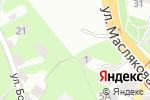 Схема проезда до компании Сплит в Нижнем Новгороде