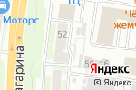 Схема проезда до компании Хозяин в Нижнем Новгороде