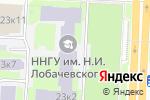 Схема проезда до компании Музей археологии и этнографии в Нижнем Новгороде