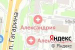 Схема проезда до компании ВНАЛИЧИИ в Нижнем Новгороде