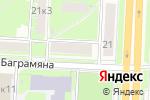 Схема проезда до компании Rommel в Нижнем Новгороде