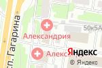 Схема проезда до компании УМНАЯ ИГРУШКА в Нижнем Новгороде