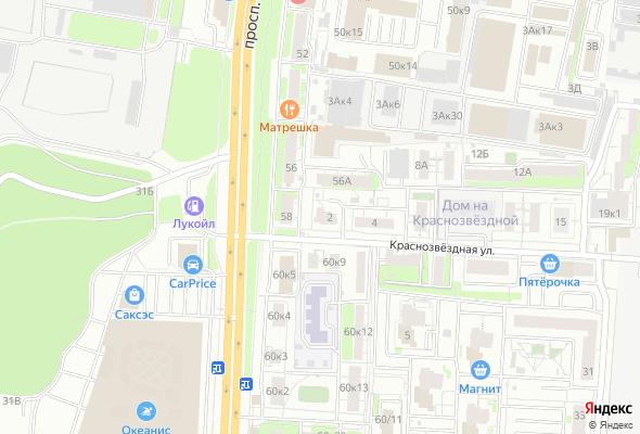 купить квартиру в ЖК Гагарина-Краснозвездная