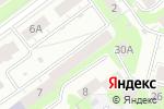 Схема проезда до компании InformBuro LLC в Нижнем Новгороде