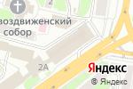 Схема проезда до компании Горьковская в Нижнем Новгороде
