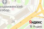 Схема проезда до компании РЕМОНТ ТЕЛЕВИЗОРОВ в Нижнем Новгороде