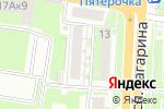 Схема проезда до компании Лидер-НН в Нижнем Новгороде