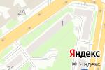 Схема проезда до компании Модуль в Нижнем Новгороде