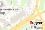 Схема проезда до компании Всё в порядке! в Нижнем Новгороде
