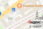 Схема проезда до компании La Cantinetta da Roberto в Нижнем Новгороде