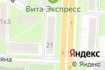 Схема проезда до компании QIWI в Нижнем Новгороде