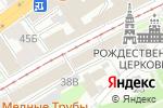 Схема проезда до компании Афродита в Нижнем Новгороде